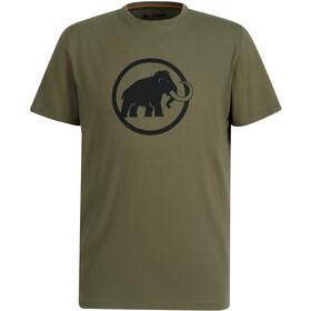Mammut Classic Camiseta Hombre, Oliva